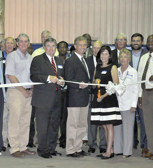 Green Product Technologies Opens in the Newly Dedicated B.C. Hornady Industrial Incubator in Monroeville, Alabama